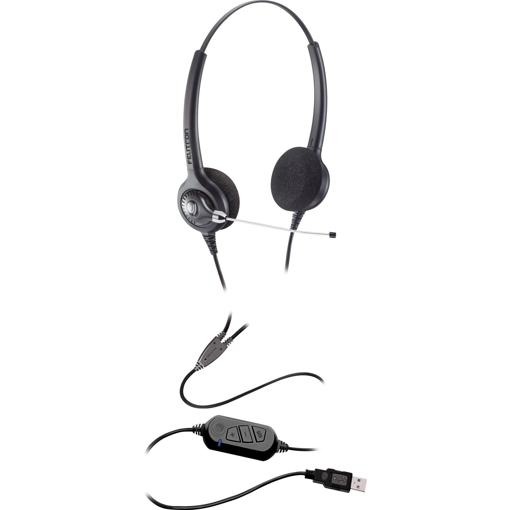 headset biauricular novo felitron epko compact 49341 2000 200152