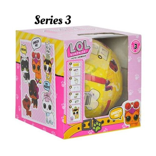 boneca lol surprise serie 3 pets lql r 46104 2000 199162