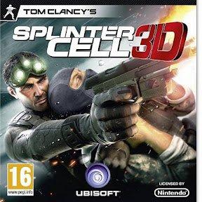 jogo jds 3d tc splinter cell 6030 2000 47113