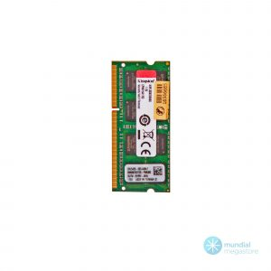 memoria notebook ddr3 8gb pc1333 kingston kvr133d3s9 8 21402 2000 196404