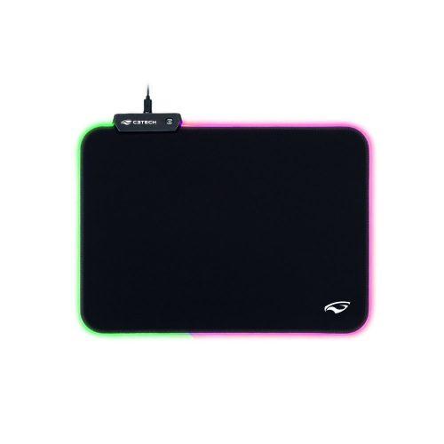mouse pad gamer mp g2100bk c3tech 48826 2000 199648