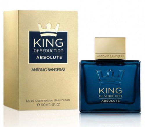 perfume antonio banderas king of seduction absolute masculino edt 100 ml 45826 2000 195957