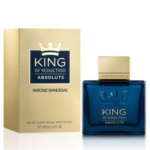 perfume antonio banderas king of seduction absolute masculino edt 100 ml 45826 2000 199400