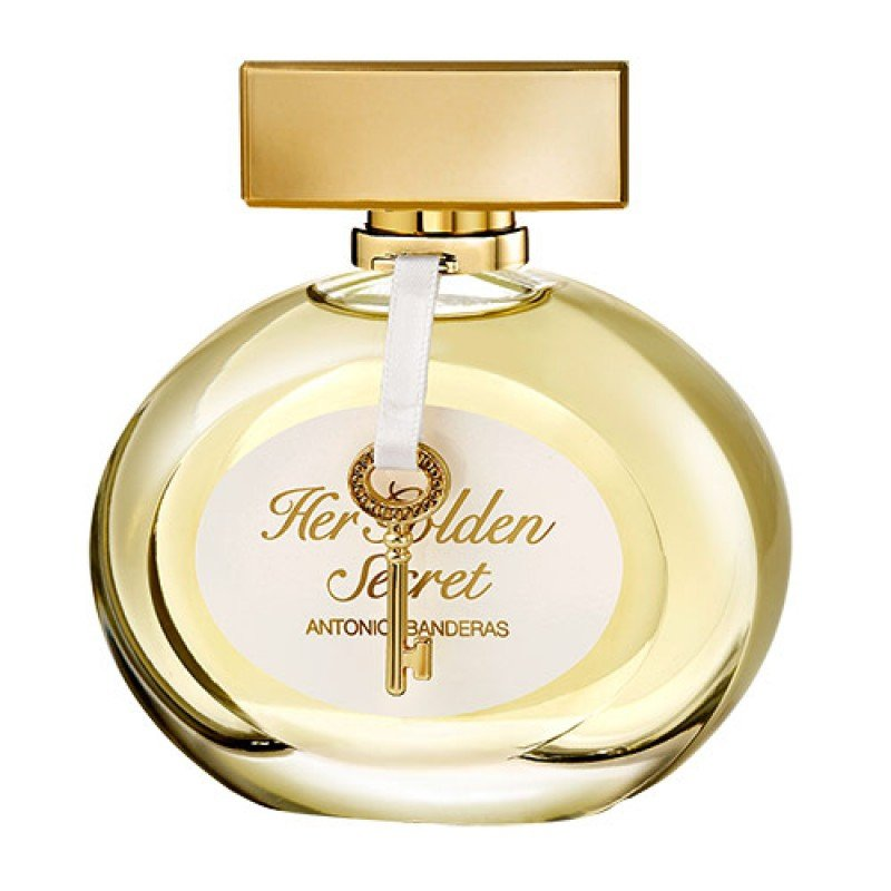 perfume antonio banderas the secret golden feminino edt 80 ml 35748 2000 176164