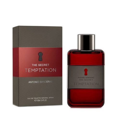 perfume antonio banderas the secret temptation masculino edt 100 ml 45109 2000 199402