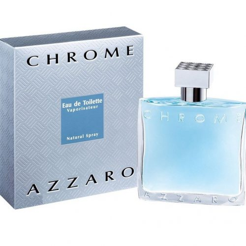 perfume azzaro chrome masculino edt 100 ml 5345 2000 43060