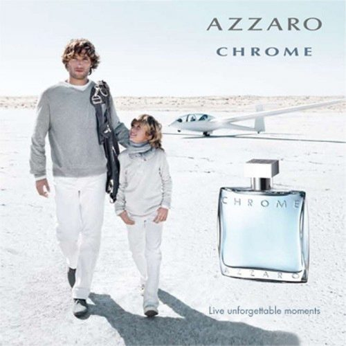 perfume azzaro chrome masculino edt 100 ml 5345 2000 62042