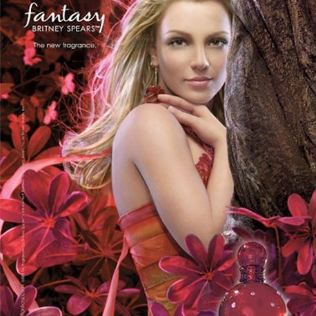 perfume britney spears fantasy feminino edp 100 ml 5411 2000 62133