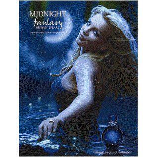 perfume britney spears midnight fantasy feminino edp 100 ml 5751 2000 62147