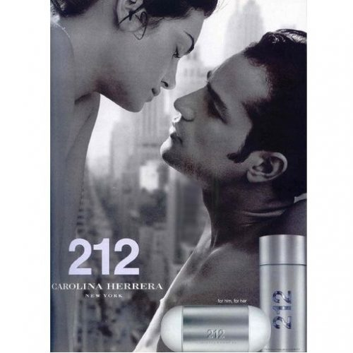 perfume carolina herrera 212 men masculino tradicional edt 100 ml 4920 2000 62455