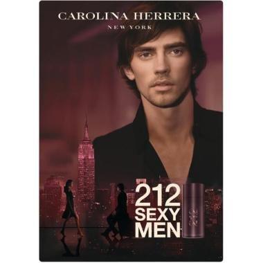 perfume carolina herrera 212 sexy men masculino edt 100 ml 4959 2000 62511