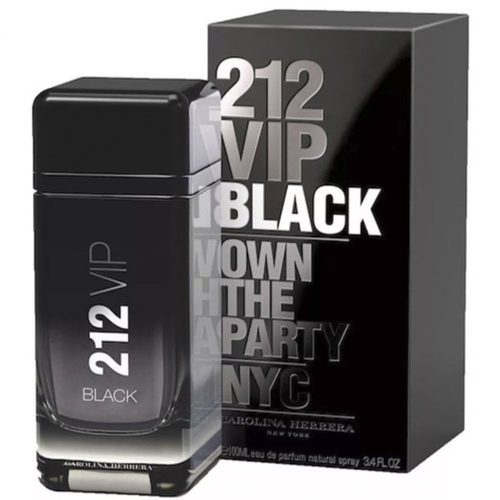 perfume carolina herrera 212 vip black masculino edt 100 ml 46128 2000 197460