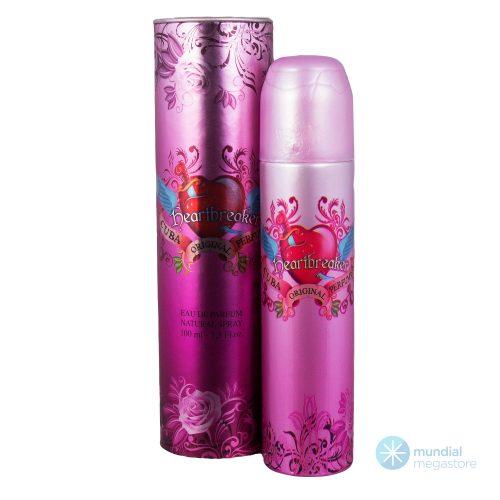 perfume cuba heart b pink feminino 100 ml fantasy 45356 2000 195750