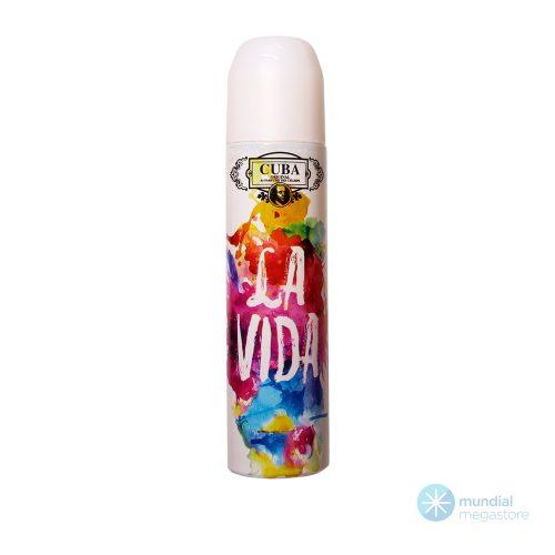 perfume cuba la vida feminino 100 ml la vie est belle 46620 2000 195906