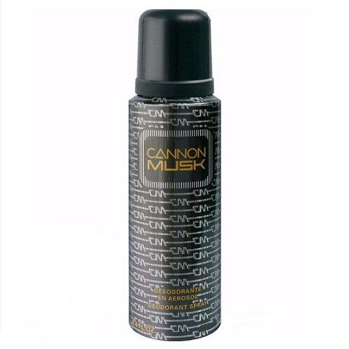 perfume desodorante canon musk 250 ml 36398 2000 177445