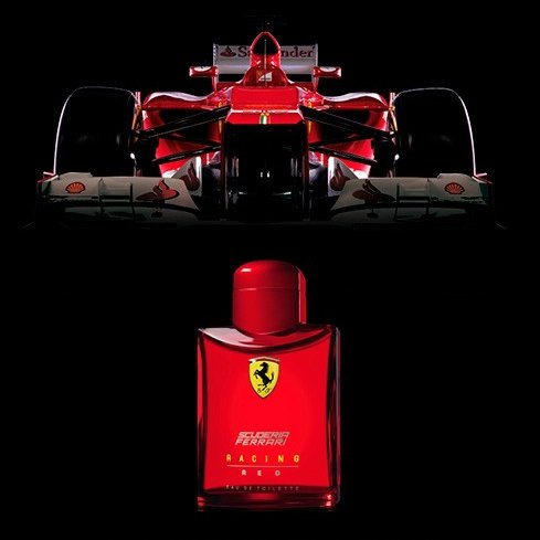 perfume ferrari scuderia racing red masculino edt 125 ml 24698 2000 92812