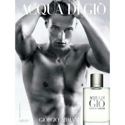 perfume giorgio armani acqua di gio masculino 100ml 4906 2000 62952