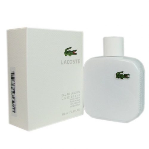 perfume lacoste eau blanc masculino edt 100 ml 22098 2000 78623
