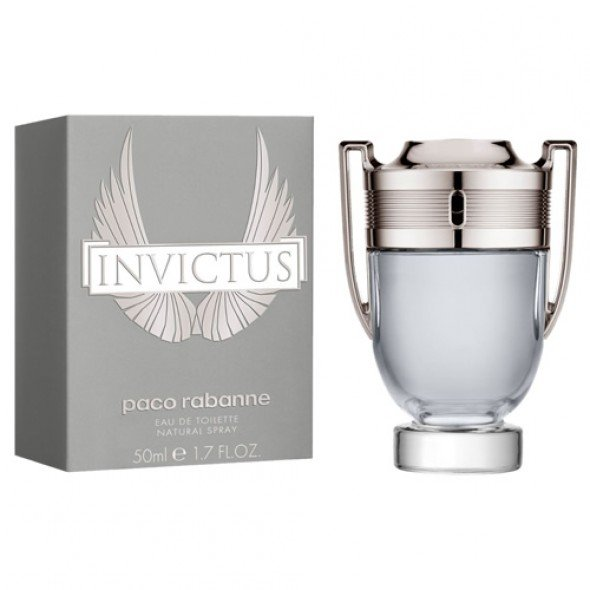 perfume paco rabanne invictus masculino edt 100 ml 22701 2000 82682