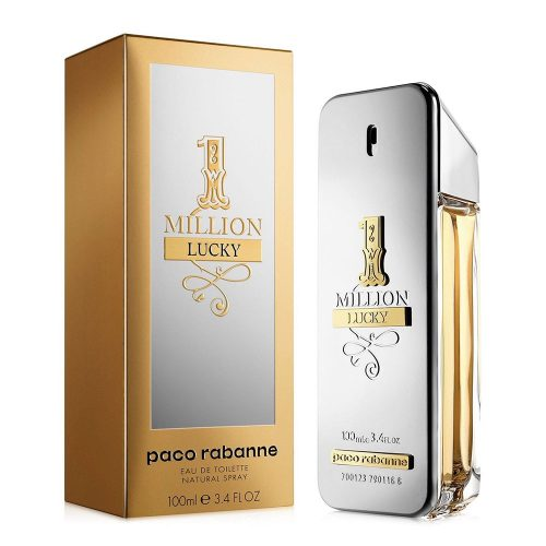 perfume paco rabanne one million lucky masculino edt 100 ml 48075 2000 199139