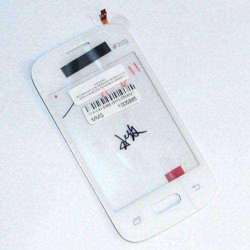 touch celular samsung galaxy pocket 2 duos g110 branco original 36820 2000 200981