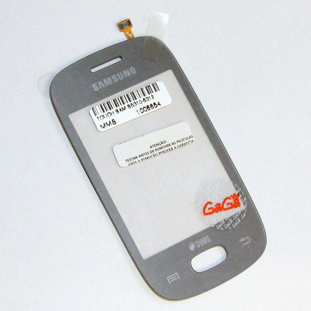 touch celular samsung glaxy pocket neo s5310 5312 cinza original 36856 2000 200983