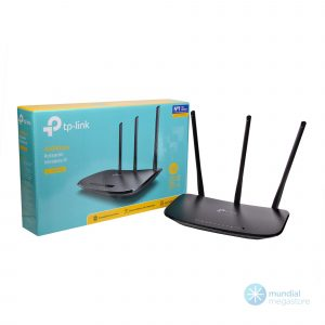 wireless roteador tp link wr949n 450mbps 3 antenas 46499 2000 195976