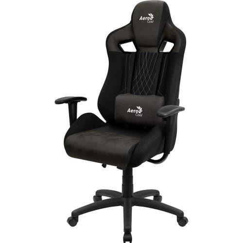 cadeira gamer provado black aerocool earl iron 49610 2000 200612