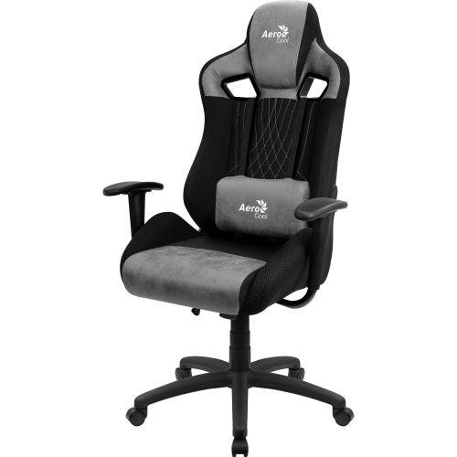 cadeira gamer provocante grey aerocool earl stone 49608 2000 200614