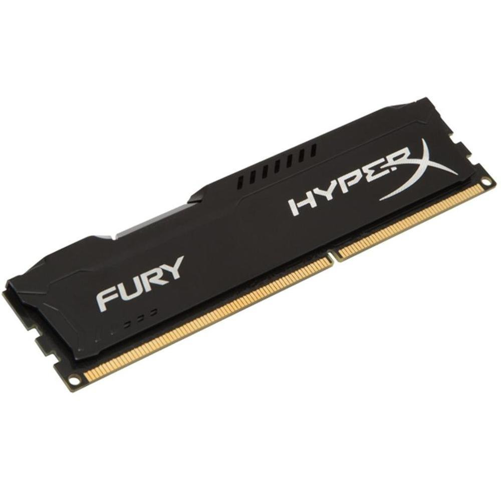 memoria ddr3 4gb pc1600 kingston hyper fury black 49406 2000 201738