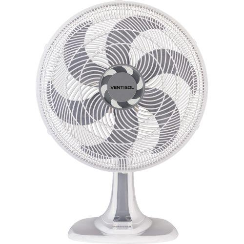 ventilador de mesa aproveite enquanto durar o estoque ventisol turbo6 branco 40cm 127v 49574 2000 200644