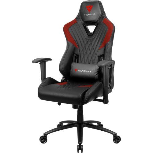 cadeira gamer extra thunderx3 dc3 preta vermelha 49734 2000 200822