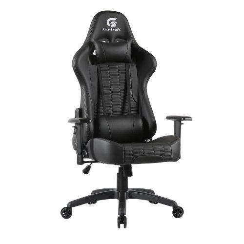 cadeira gamer garanta o equilibrio fortrek cruiser preta 49705 2000 200810