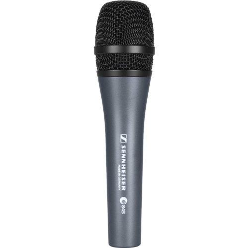 microfone dinamico de excelente qualidade e845 sennheiser super cardioide 49763 2000 200876