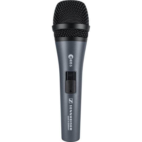 microfone dinamico economize sennheiser cardioide e835 s 49758 2000 200881