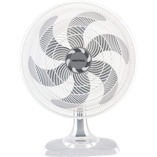 ventilador de mesa oferta limitada ventisol turbo6 branco 50cm 220v 49871 2000 201068