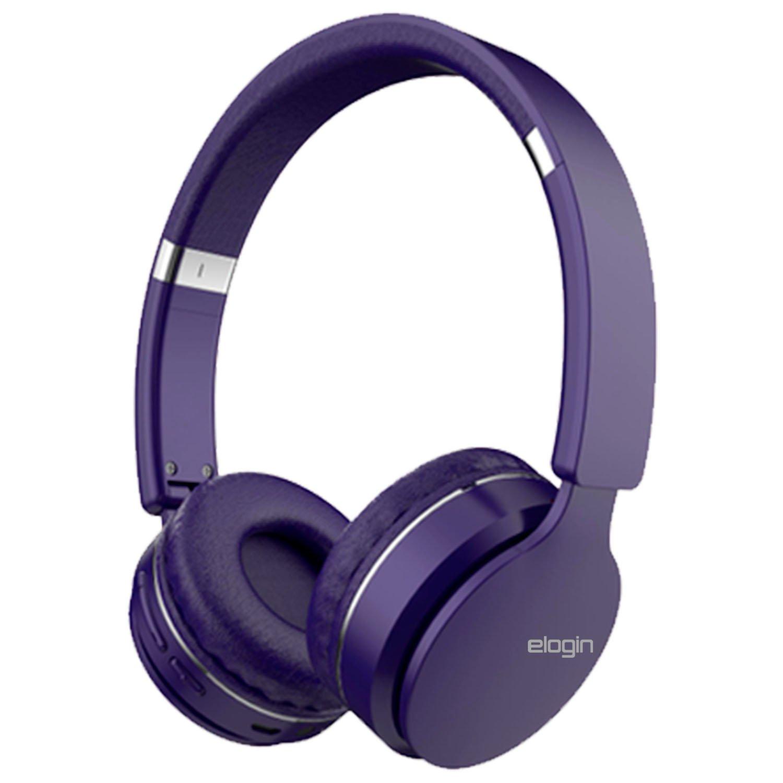fone de ouvido bluetooth sem fio hf02 headphone elogin azul 49804 2000 201141