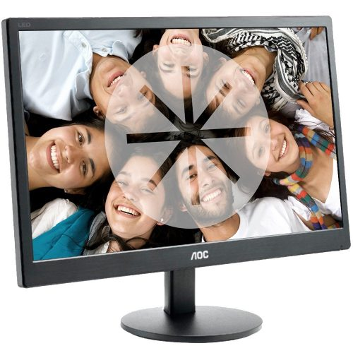 monitor aoc led 185 e970swnl br 37536 2000 179558