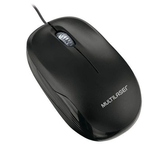 mouse usb optico mo255 multilaser preto 49986 2000 201232