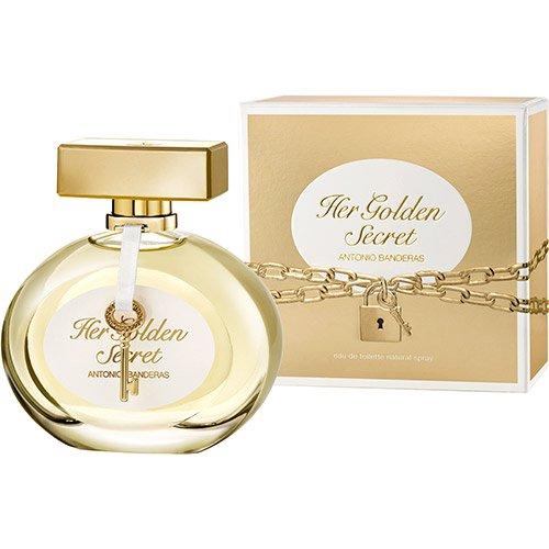 perfume antonio banderas her golden secret feminino edt 80 ml 49982 2000 201495
