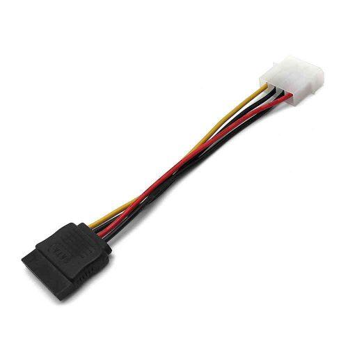 cabo de forca energia sata pc stf015 15cm 50104 2000 201457