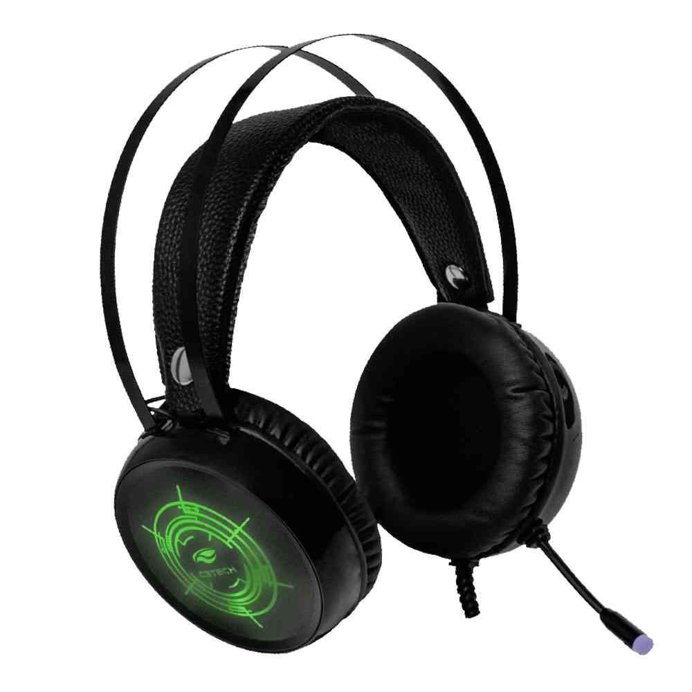 fone de ouvido com microfone gamer harrier ph g330bk c3 tech 50048 2000 201331