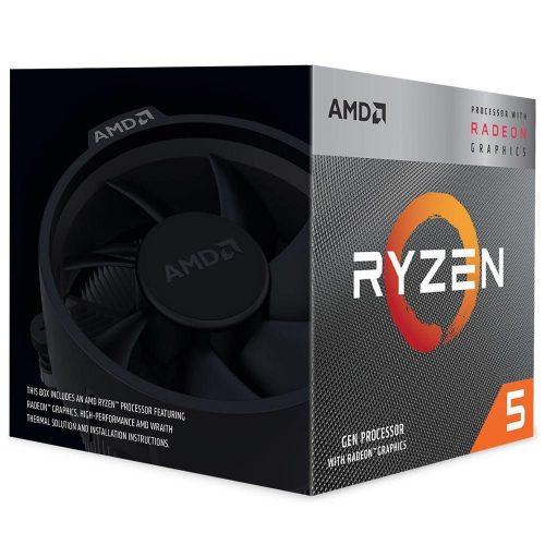 processador amd am4 ryzen r5 3400g 42 42ghz 6mb 37ghz com cooler 50150 2000 201518