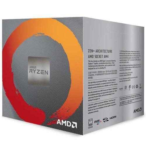 processador amd am4 ryzen r5 3400g 42 42ghz 6mb 37ghz com cooler 50150 2000 201519