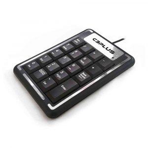 teclado usb numerico kn 11bk c3 plus 50168 2000 201577