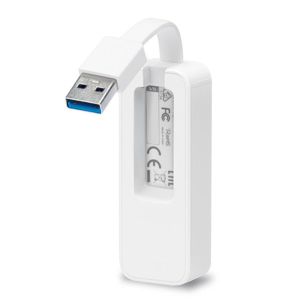 adaptador usb p rede rj45 tp link ue300 50350 2000 201832 1