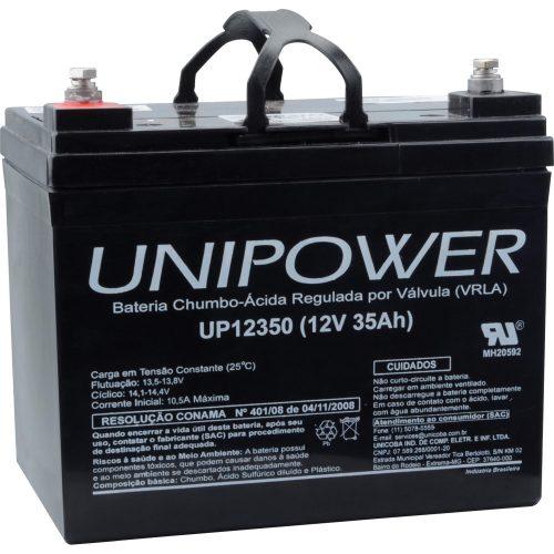 bateria selada incrivel 63296 unipower rer up12350 12v 35a 44760 2000 192930 1