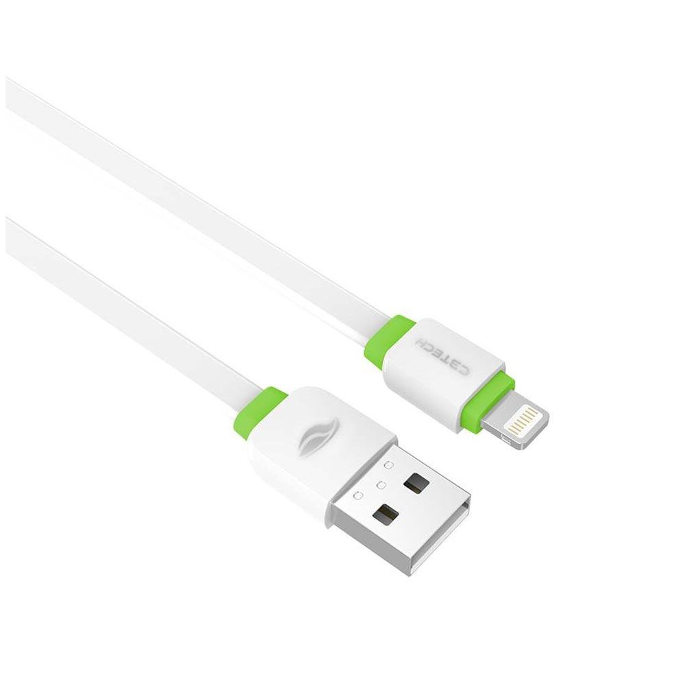 cabo celular iphone usb lightning cb 110wh 1m c3 tech 49376 2000 200247 1