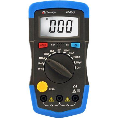 capacimetro digital surpreendente minipa mc154a azul preto 45942 2000 195170 1