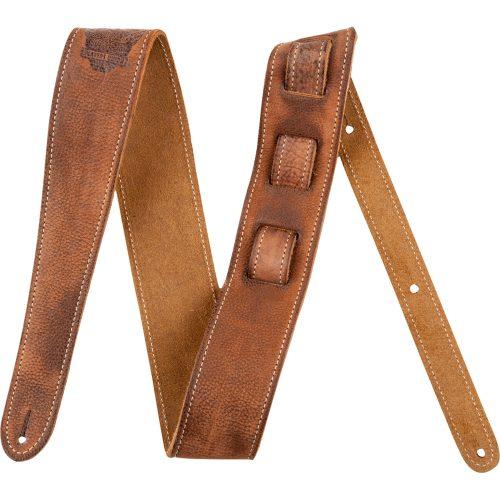 correia para instrumentos estreia fender worn marrom couro road 41796 2000 184052 1